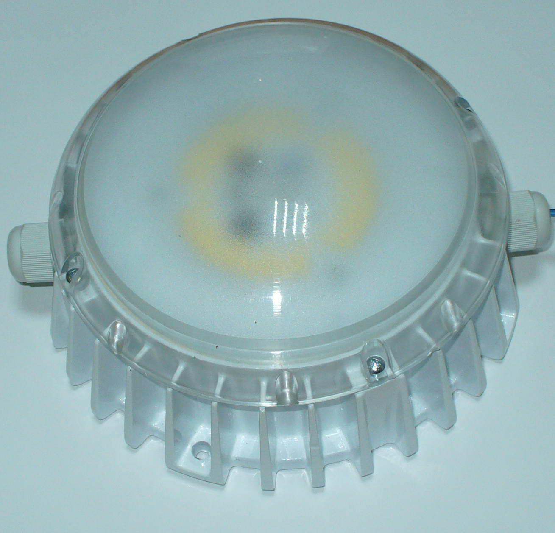 Светильник с защитой IP67