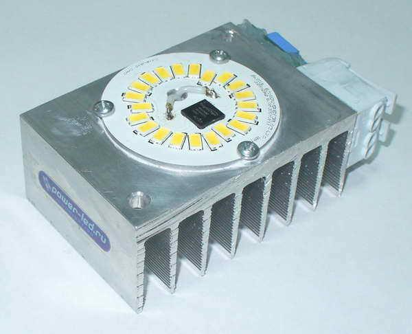 светодиодный модуль 220В 8 Вт