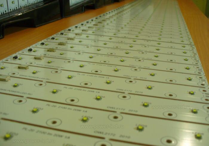 Светодиодные кластеры PL-20