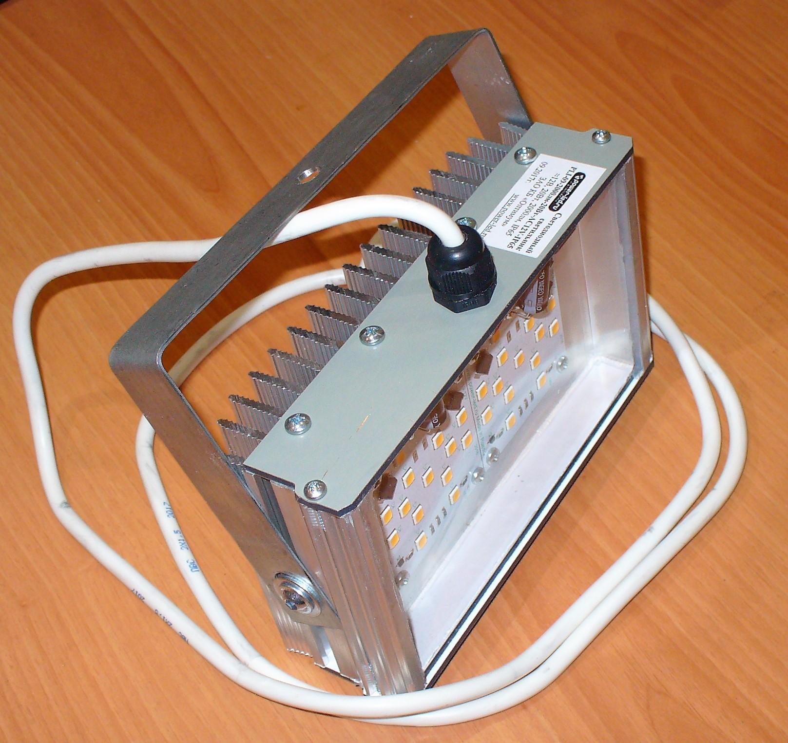 низковольтный прожектор