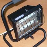 Переносной светодиодный прожектор 12 Вольт