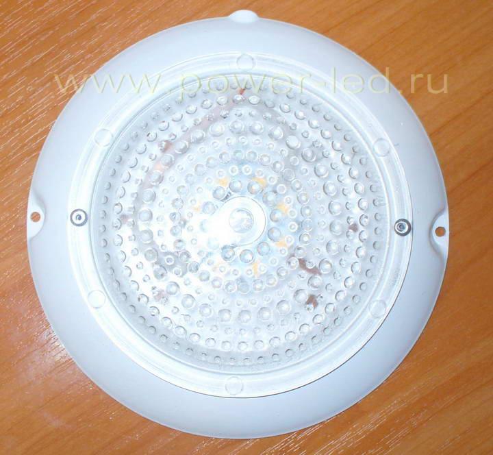 светодиодный светильник для транспорта