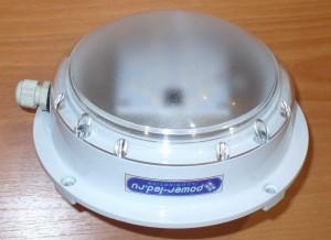 Светодиодный светильник для бани и сауны PLI-09